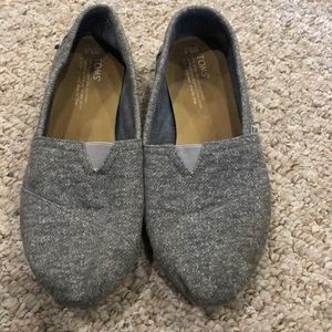 Toms shoes , very comfortable